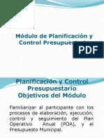 Presentación Planificación y Presupuesto2