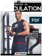 eBook Débuter en Musculation Fit Nass