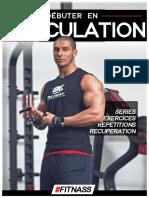 eBook Débuter en Musculation Fit Nass