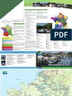 Carte Fluviale France-Belgique