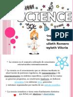 Ciencia y Filosofia