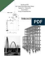 Teoria das Estruturas I - Aula 03 - Esforços Solicitantes Internos.