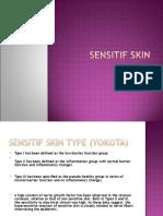 Sensitif Skin