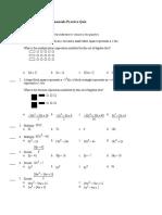 mult and div polynomial practice quiz