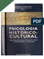 Psicologia Histórico-Cultural
