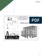 Teoria das Estruturas I - Aula 04 -Vigas Isostáticas - Parte I.