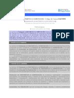 UPLAmatemática (2009). Perfil de Egreso