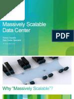 Cisco massively scalable data center
