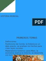 Resumen completo de Historia Mundial