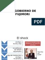 1er Gobierno de Fujimori