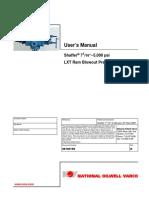 Shaffer LXT 7-5M-User Manual
