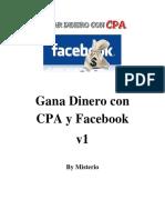 Gana Dinero Con CPA y Facebook v1