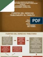 Mapa conceptual tributario