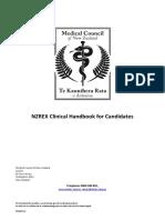 NZREX Candidate Handbook