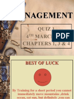 MANAGEMENT-QUIZ1-4TH MARCH
