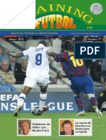 Training Fútbol número 171
