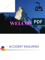 Accident Enquireies