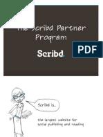 The Scribd Partner Program