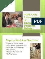 HOME CARE Elderly Ila