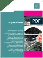 Aliapur - La Granulometrie Des Granulats