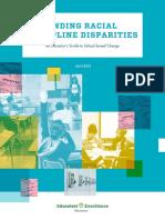 Ending Racial Discipline Disparities