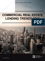 2016 Commercial Lending Trends Survey