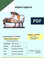 Religión Egipcia