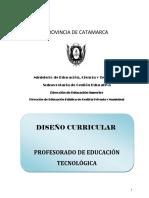 Diseño Curricular Profesorado Educación Tecnológica 2014 (Final).pdf