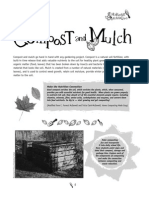 Compost and Mulch ~ Gardening Techniques - Design Ideas for the Outdoor Classroom