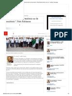 """04-19-2016 """"Seré Un Alcalde de Territorio No de Escritorio""""_ Neto Robinson"""