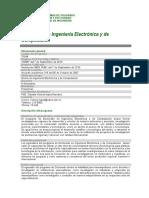 Doctorado en Ingeniería Electrónica y de Computación