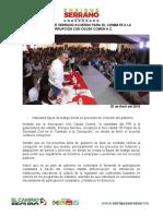 2016-04-20 FIRMA ENRIQUE SERRANO ACUERDO PARA EL COMBATE A LA CORRUPCIÓN CON CAUSA COMÚN A.C.