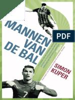 Simon Kuper - Mannen van de bal.epub