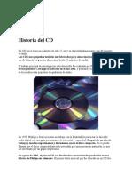Informacion Del CD