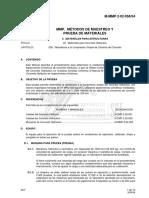 Ensayo CompresiónM MMP 2-02-058 04