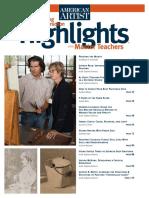 Master Teachers #2 2009 eMagazine