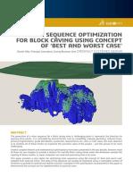 GEOVIA WP PCBC Mine Sequence Optimization110914 A4 LR