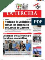 Diario La Tercera 21.04.2016