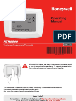Honeywell RTH8500 Operating Manual.pdf
