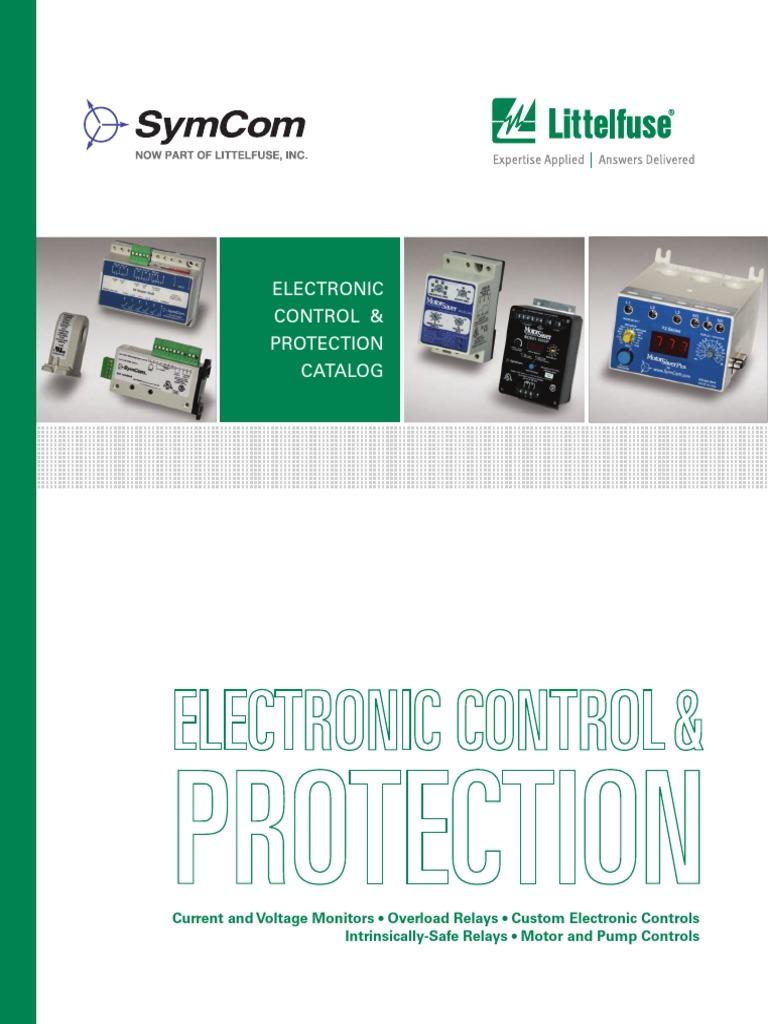 Littelfuse Symcom Catalog Electrostatic Discharge Relay Ssac Alternating Wiring Diagram