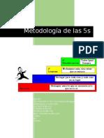 Metodología de Las 5s