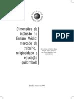 Educação quilombola