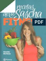 Las Recetas de @Sasha Fitness
