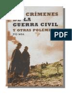 Moa Pio - Los Crimenes de La Guerra Civil y Otras Polemicas