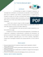 Proyecto Tutoria de Alfabetización Ceibal