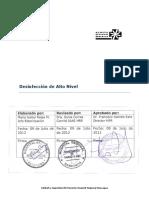 APE 1.5 Desinfección de Alto Nivel HRR V1 2012