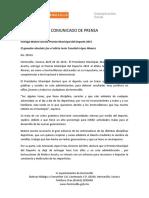 20-04-16 Entrega Maloro Acosta Premio Municipal Del Deporte 2015. C-26516