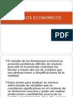 Clase 2 Modelos Económicos