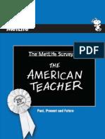 Teacher Satisfaction