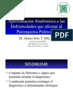 Sindromes Parenquimales 2016 URP